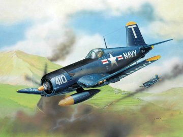 F4U-5 Corsair · RE 04143 ·  Revell · 1:72