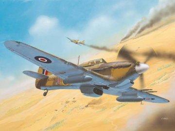 Hawker Hurricane Mk II C · RE 04144 ·  Revell · 1:72