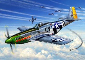 P-51D Mustang · RE 04148 ·  Revell · 1:72