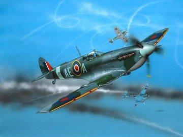 Spitfire Mk. V · RE 04164 ·  Revell · 1:72