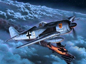 Focke-Wulf Fw 190 A-8/R-11 · RE 04165 ·  Revell · 1:72