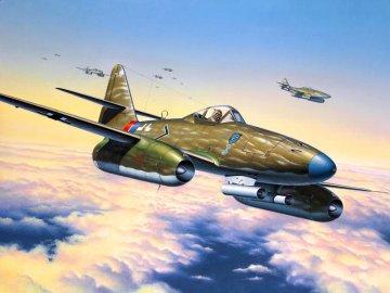 Messerschmitt Me 262 A1a · RE 04166 ·  Revell · 1:72