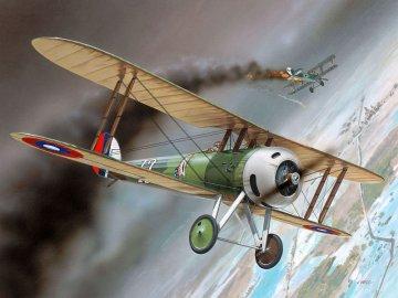 Nieuport N.28 C-1 · RE 04189 ·  Revell · 1:72