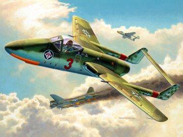 Focke Wulf TL-Jäger · RE 04191 ·  Revell · 1:72