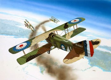 Spad XIII C-1 · RE 04192 ·  Revell · 1:72