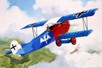Fokker D VII · RE 04194 ·  Revell · 1:72