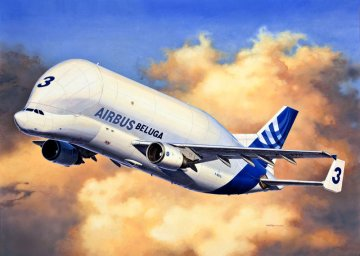 Airbus A300-600 ST Beluga · RE 04206 ·  Revell · 1:144