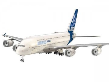 Airbus A 380 Design First Flight · RE 04218 ·  Revell · 1:144