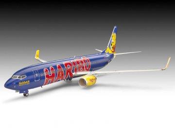 Boeing 737-800 TUIfly `GoldbAIR` · RE 04268 ·  Revell · 1:144