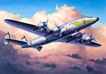 Lockheed C-121C Constellation · RE 04269 ·  Revell · 1:144