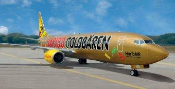 Boeing 737-800 TUIfly HaribAIR · RE 04271 ·  Revell · 1:144