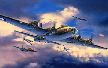 B-17F Memphis Belle · RE 04279 ·  Revell · 1:72