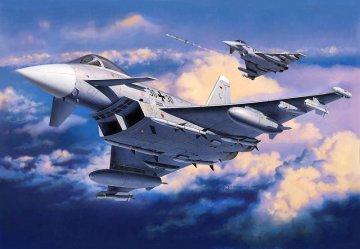 Eurofighter Typhoon (single seater) · RE 04282 ·  Revell · 1:144