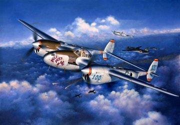 Lockheed P-38 J/M Lightning · RE 04293 ·  Revell · 1:72
