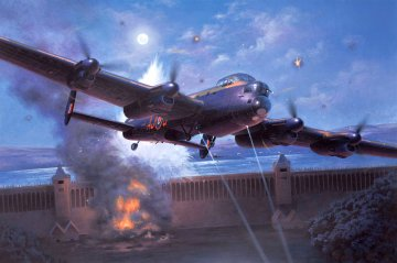 Lancaster B.III `Dambusters` · RE 04295 ·  Revell · 1:72