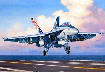F/A-18E Super Hornet · RE 04298 ·  Revell · 1:72