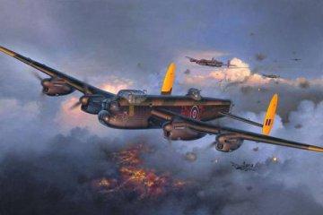 Lancaster Mk.I/III · RE 04300 ·  Revell · 1:72