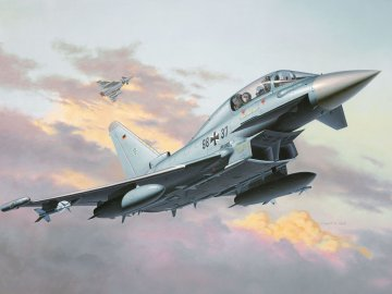Eurofighter Typhoon Twin-seater · RE 04338 ·  Revell · 1:72