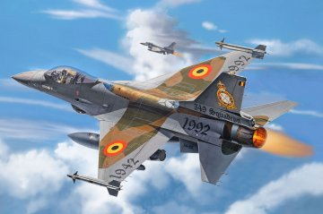 F-16A Fighting Falcon · RE 04363 ·  Revell · 1:72