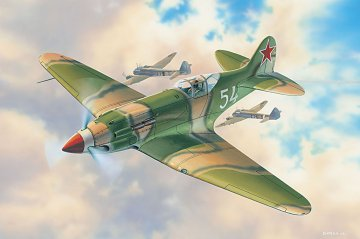 Soviet Fighter MiG-3 · RE 04372 ·  Revell · 1:72