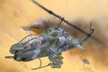 AH-1W Super Cobra · RE 04415 ·  Revell · 1:72