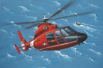 Eurocopter SA 365 Dauphin 2 · RE 04467 ·  Revell · 1:72