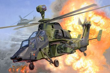 Tiger UHT/HAP (Eurocopter) · RE 04485 ·  Revell · 1:72