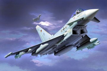 Eurofighter Typhoon · RE 04568 ·  Revell · 1:48
