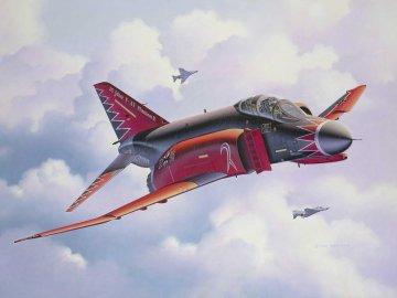 F-4F Phantom II · RE 04615 ·  Revell · 1:72