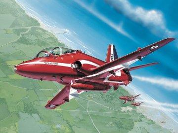 BAe Hawk T. Mk. 1 ´Red Arrows · RE 04622 ·  Revell · 1:72