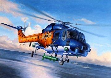 Westland Lynx Mk.88/HAS. Mk.3 · RE 04652 ·  Revell · 1:32