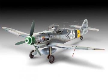 Messerschmitt Bf 109 G-6 · RE 04665 ·  Revell · 1:32