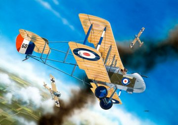 De Havilland D.H.2 · RE 04677 ·  Revell · 1:72