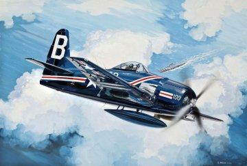 F8F-1 Bearcat · RE 04680 ·  Revell · 1:72