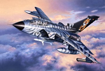 Tornado ECR 50th Anniversary · RE 04681 ·  Revell · 1:32