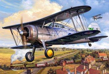 Gloster Gladiator Mk.1 · RE 04683 ·  Revell · 1:72