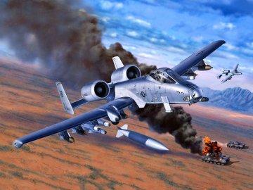 A-10 Thunderbolt · RE 04687 ·  Revell · 1:48