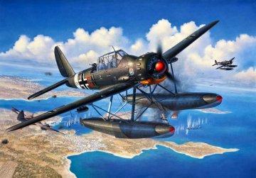 Arado Ar 196 · RE 04688 ·  Revell · 1:32