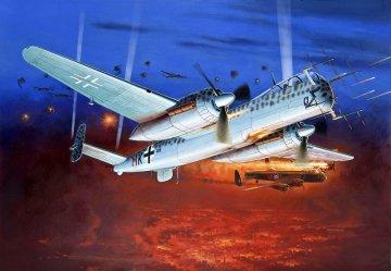 Heinkel He 219 UHU · RE 04690 ·  Revell · 1:78