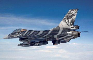 F-16 Mlu Tigermeet 2009 · RE 04691 ·  Revell · 1:72