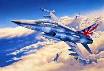 Northrop F-5F · RE 04694 ·  Revell · 1:48