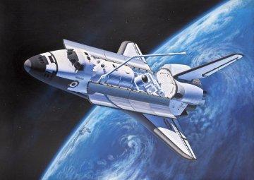 Space Shuttle Atlantis · RE 04733 ·  Revell · 1:72
