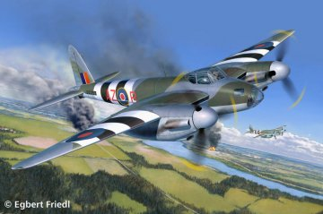 Mosquito Mk.IV · RE 04758 ·  Revell · 1:32