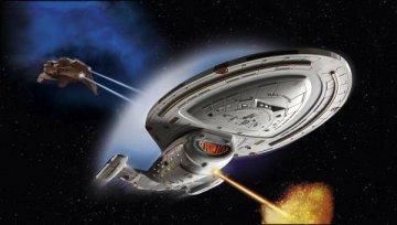 U.S.S. Voyager Star Trek · RE 04801 ·  Revell