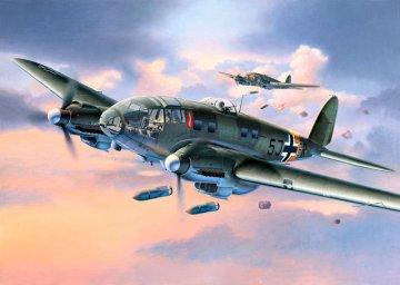 Heinkel He 111 H-6 · RE 04836 ·  Revell · 1:32
