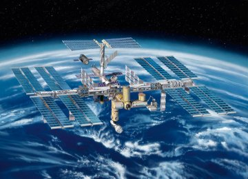 International Space Station ISS · RE 04841 ·  Revell · 1:144