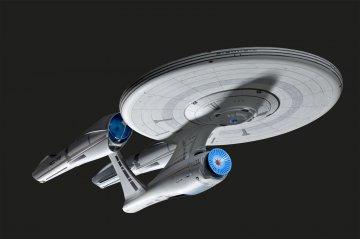 NCC Enterprise 1701 · RE 04882 ·  Revell · 1:500