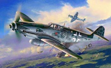 Messerschmitt Bf 109 G-10 Erla · RE 04888 ·  Revell · 1:32