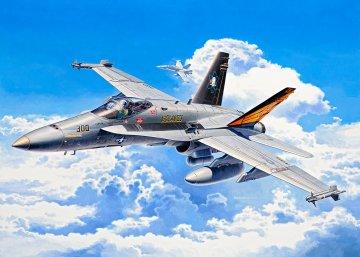 F/A-18C Hornet · RE 04894 ·  Revell · 1:72