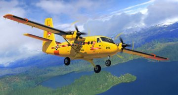 DH C-6 Twin Otter · RE 04901 ·  Revell · 1:72